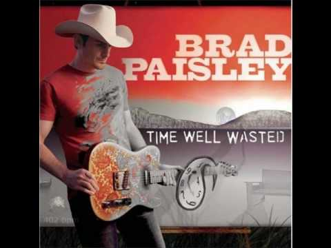 BRAD PAISLEY : Celebrity lyrics - LyricsReg.com