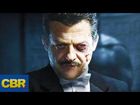 Batman: Andy Serkis Might Be The Best Alfred Yet