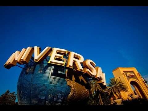 Universal Studios Orlando Vlog - September 2014 Part 1 Of 2