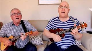 Lonnie Donegan's 'Lost John' - Skiffle Ukulele - Jez Quayle & Tony Rushworth