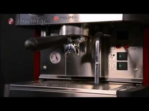 Máquina Promac Club PU Semiautomática 1 Grupo - Brasitália Máquinas & Café