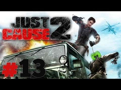 Let's Play Just Cause 2 #13 [Deutsch/Full-HD] - Entdecke den Tiger in dir