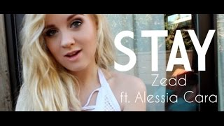download lagu Zedd Ft. Alessia Cara - Stay Cover By Lindee gratis