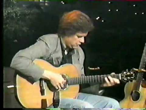 Leo Kottke (improved) - Six String; Medley: Available Space / June Bug, Arms of Mary, Oddball