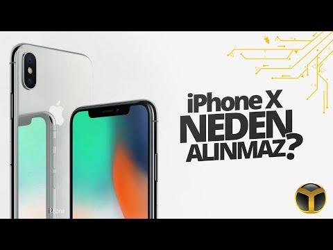 iPhone X'in HİÇ Mİ GÜNAHI YOK? (SAÇ BAŞ YOLDURTAN EKSİKLERİ)