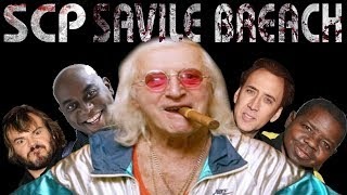 U OFFENDED? - SCP: Containment Breach - Savile Breach MOD