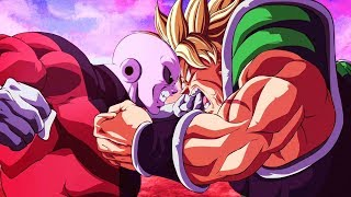 Broly Vs Jiren (Dragon Ball Super)