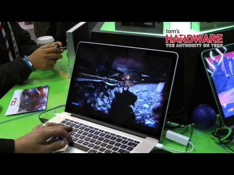 NVIDIA GRID Cloud Gaming GDC 2013