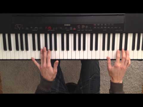 Cómo tocar Balada para adelina. Tutorial piano y partitura