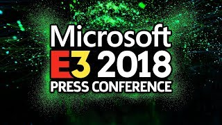 FULL Microsoft Xbox E3 2018 Press Conference