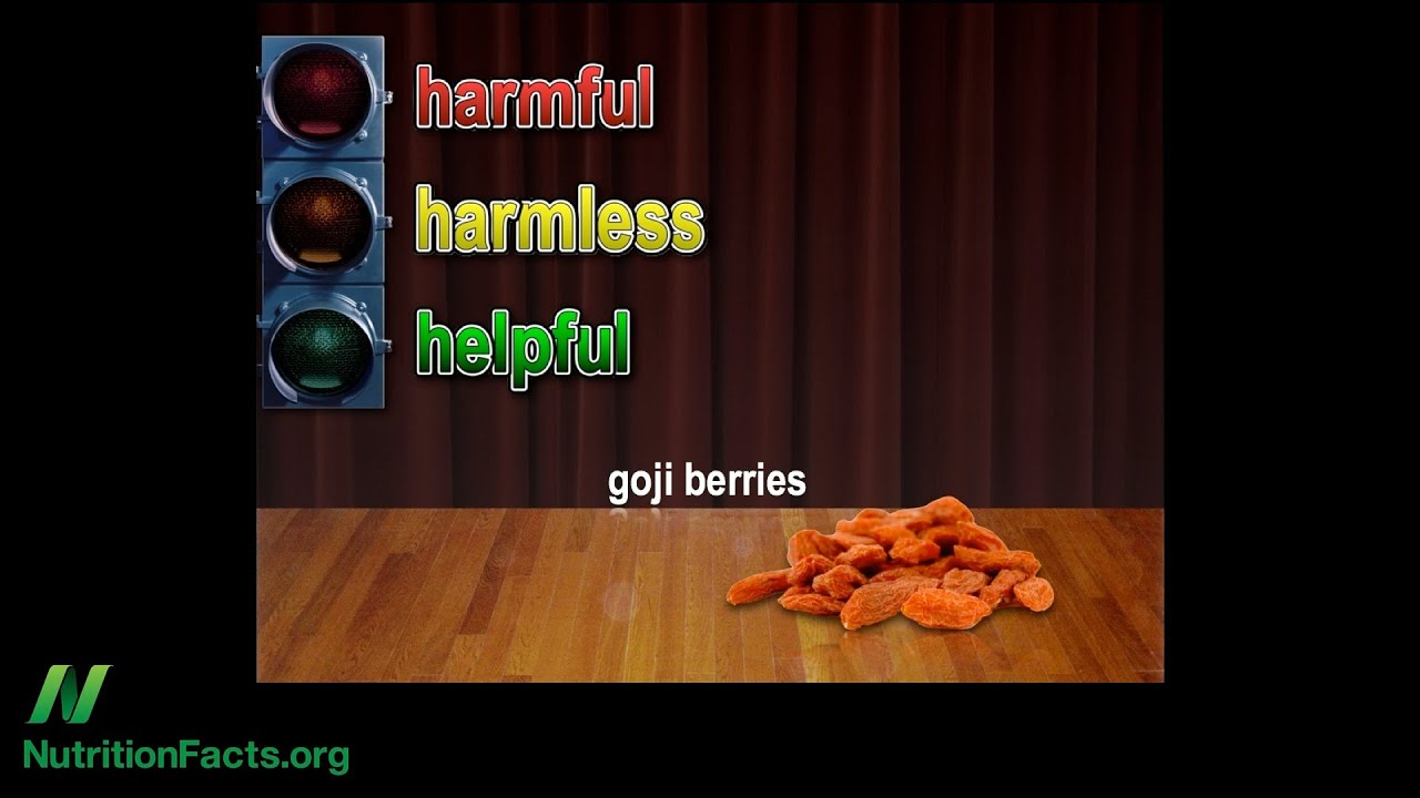 Are Goji Berries Good for You?