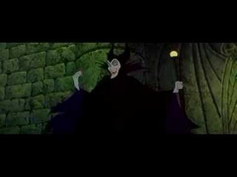 Sleeping Beauty Maleficent26Malfica EnglishIngls