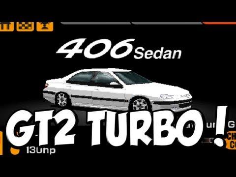 GT2 Turbo: Peugeot 406 Sedan