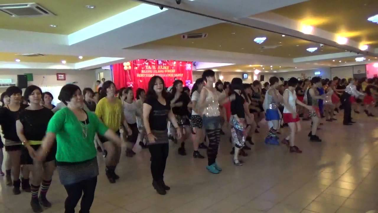 Guo Xiao ru Xiao Ping Guo Line Dance