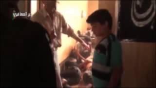 مجزرة ببلدة دير العصافير بريف دمشق الشرقي