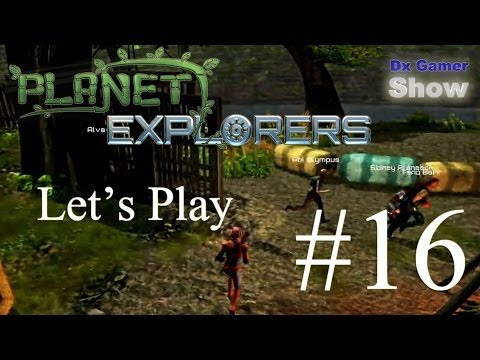 Planet Explorers 0.72 - Let's play #16