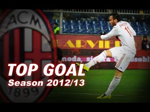 Ac Milan Top Goals 2012/13: choose your favorite!