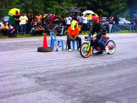 sprintest kampung gajah by 2.8 cool running motor