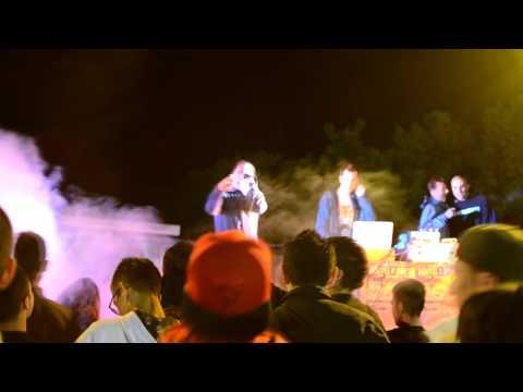 """Zeta TILT + Donnie, LIVE @ """"Musica a Moto 2″ // 19-05-2012 // Samassi"""