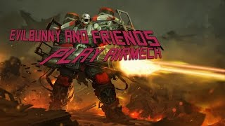 The Evilbunny ntework and friends network play Airmech