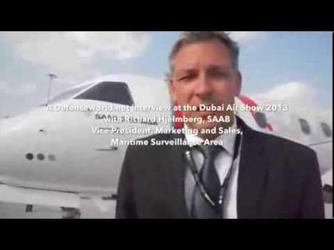 Interview With Richard Hjelmberg Vice President, Marketing & Sales Maritime Surveillance Area, SAAB