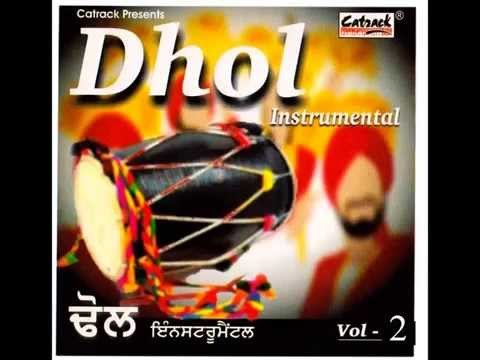 DHOL INSTRUMENTAL | Part 2 Of 2 | Bhangra Beats | Superhit Punjabi...