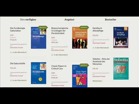 Medizinstudium, medizinische Bücher, Fachbücher, günstige Bücher beim - medicus.BÜCHER.SHOP