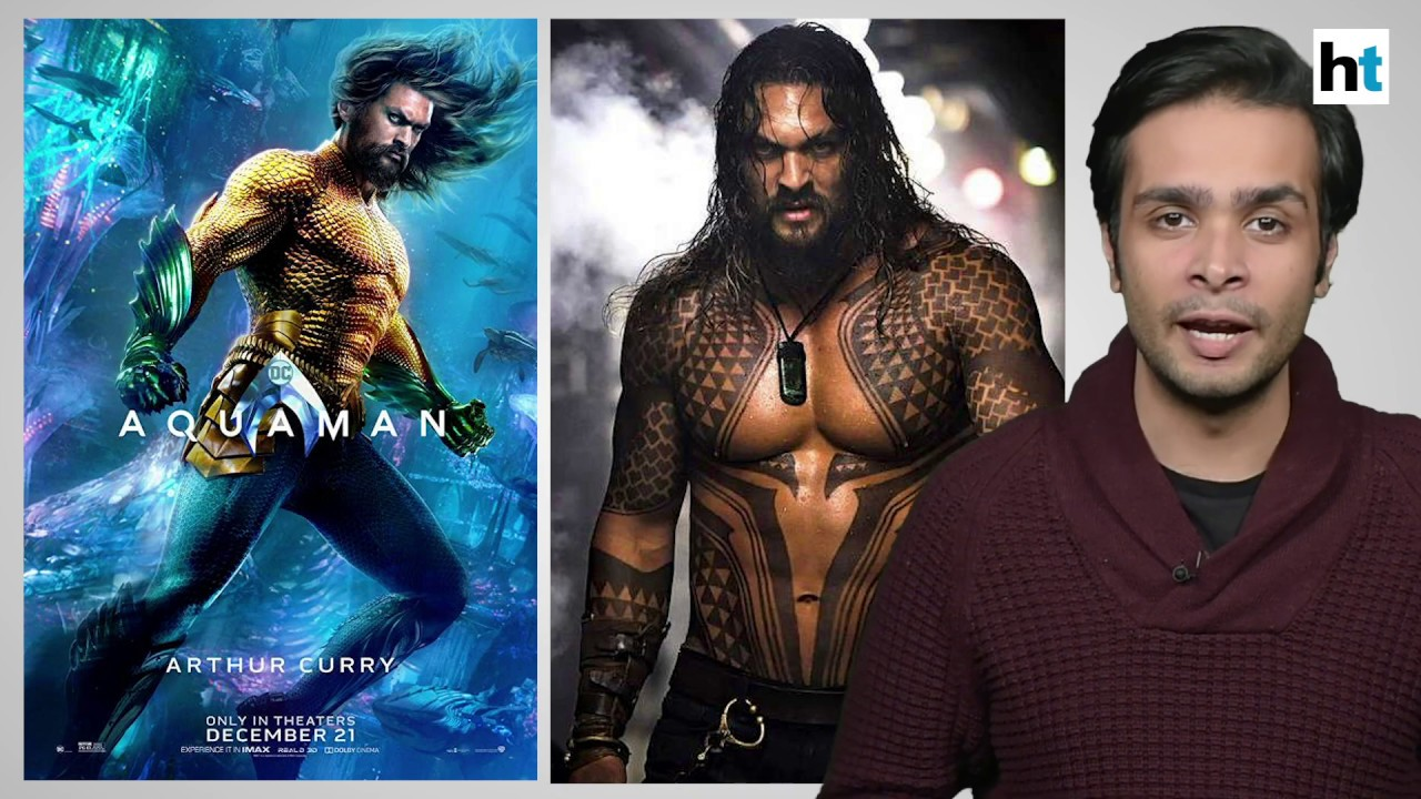 Aquaman review: Jason Momoa, Amber Heard star in best DC film since Wonder Woman