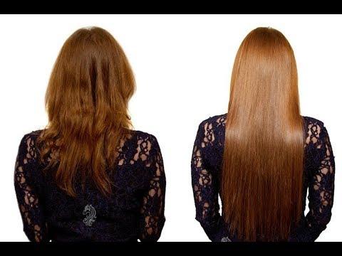 Как вылечить волосы и сделать их гуще 856