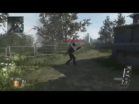 Duke Mode: Combat Axe?! [Call of Duty: Black Ops 2]