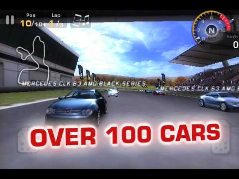 GT Racing: Motor Academy - iPhone/iPod touch - Release Trailer