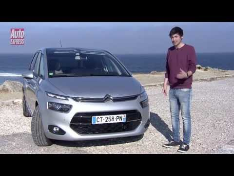Citroen C4 Picasso 2013 review - Auto Express