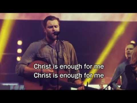 Search for Christ Is Enough - Hillsong Live (New 2013 Album) Best Worship Song with Lyrics