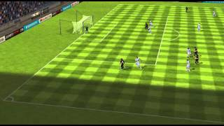 FIFA 14 Android - Madrid City VS FC Shakhtar