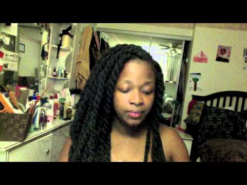 1[]HAVANNA TWIST- Review & Tutorial **LONG HAIR METHOD**