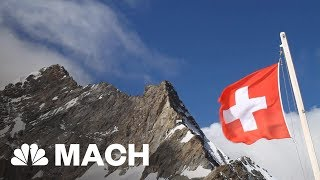 """It's Official, Switzerland Is Fast Becoming A """"Crypto-Nation"""" 