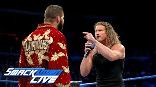 Bobby Roode calls out Dolph Ziggler: SmackDown LIVE, Sept. 26, 2017