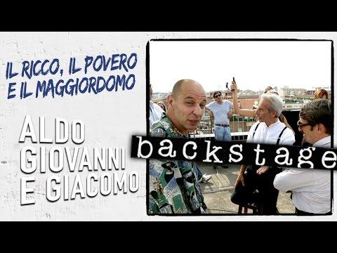 Jackie Chan - Backstage Da Il Ricco, Il Povero E Il Maggiordomo video
