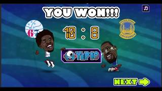 Free Online Games - Basketball Legends
