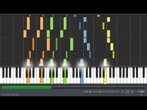 Necrofantasia (playable) - Piano Duet