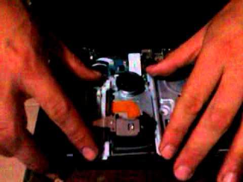 Calibrando laser ps2 por jesus arredondo de mendoz