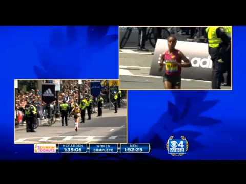 Rita Jeptoo Wins Boston Marathon Women's Elite Race