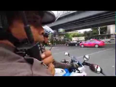 Special Police Unit in Bangkok : the Royal Traffic Police