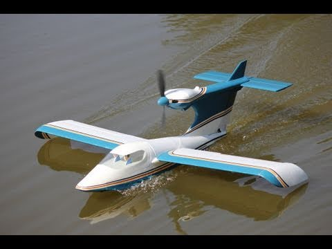 Electrifly Seawind RC Plane Review and Flight