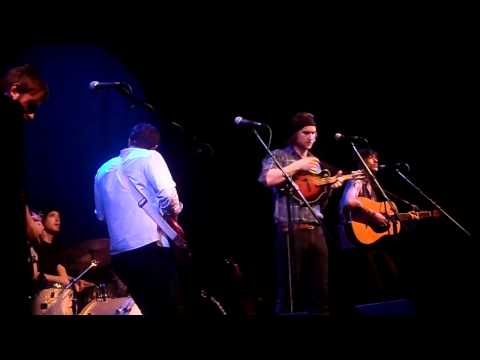 ahab - 'Love Is Hell' live @Chapel Arts Centre, Bath (18-02-2012) #1