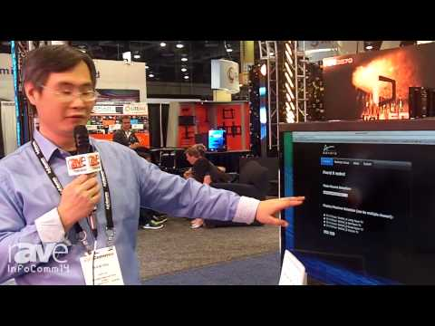 InfoComm 2014: Aavara Innovation Presents its HDMI Over IP VideoWall Solution