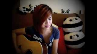 Steph Micayle - _Gangnam Style_ acoustic cover.    mp4