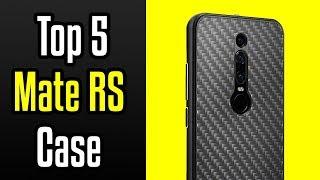 🔻Top 5 Best Huawei Mate RS Porsche Design Cases!🔺[4K]