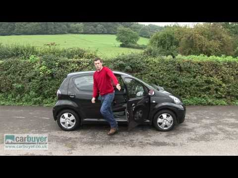 Toyota Aygo hatchback (2005-2014) review - CarBuyer