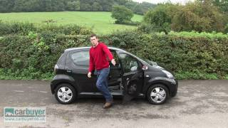 Toyota Aygo review - CarBuyer